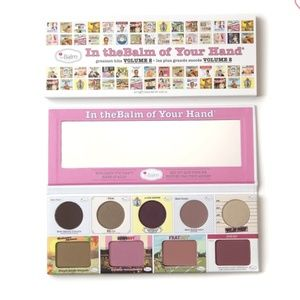 *IN THEBALM OF YOUR HAND Volume 2*